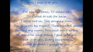 Watch Martina McBride I Give It To You video