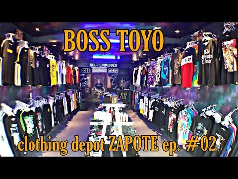 KAIN PEPE BOSS TOYO CLOTHING DEPOT ZAPOTE EPISODE 02