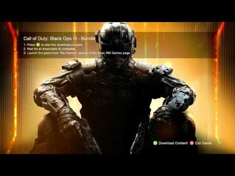 how to get free bo3 bundle pack jtag/RGH only MSP Spoofing