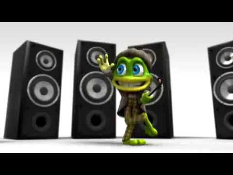 The Crazy Frogs   The Ding Dong Song   Yourkidtv video
