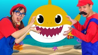 Baby Shark Songs | More + Nursery Rhymes for Children | Babies Songs