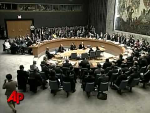 UN Security Council Calls for Gaza Cease-fire