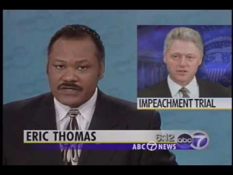 clinton essay impeachment President bill clinton began an affair with monica lewinsky, a white house intern, in 1995 later in 1998, when confronted with questions in regards to an affair with monica lewinsky, clinton lied under oath in front of a grand jury this, however, was not his first lapse in judgment as viewed by.