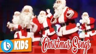 Ông Già Noel Hát Mừng Đêm Giáng Sinh - Nhạc Thiếu Nhi Vui Nhộn | Christmas Songs For Kids 2017