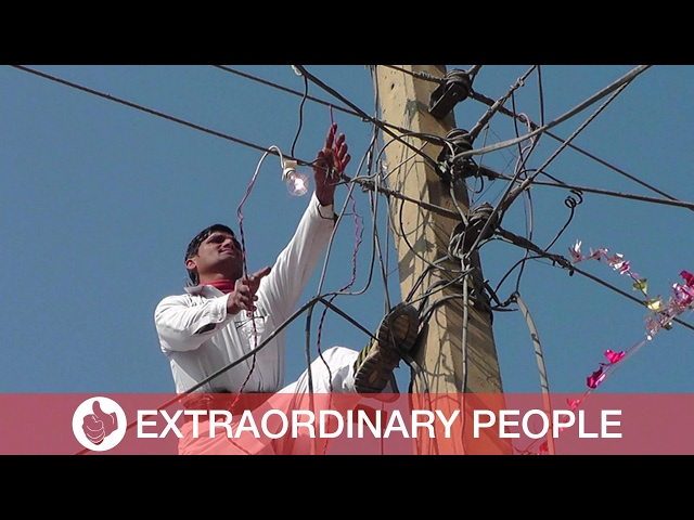 Pakistani Man Immune to Electric Shock