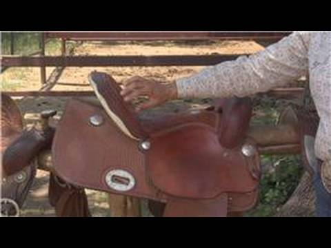 About Horse Saddles : Parts of Horse Saddles