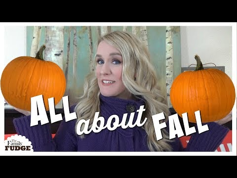 All About Fall || Favorite Foods, Fashion, Products & MORE!