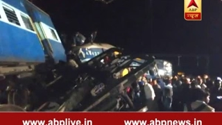 Hirakhand Express derailment: There was no light at the accident spot