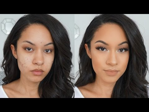 FLAWLESS DRUGSTORE FOUNDATION  Acne Scar Coverage