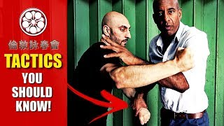 1 BRILLIANT Strategy to PREDICT PUNCHES Coming [This WORKS for ANYONE in Self Defence]