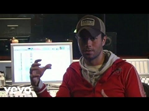 Sonerie telefon » Enrique Iglesias – The Making Of Euphoria (Part 1)