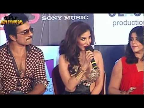 Shootout at Wadala Music Launch: John Abraham, Sunny Leone, Tusshar Kapoor