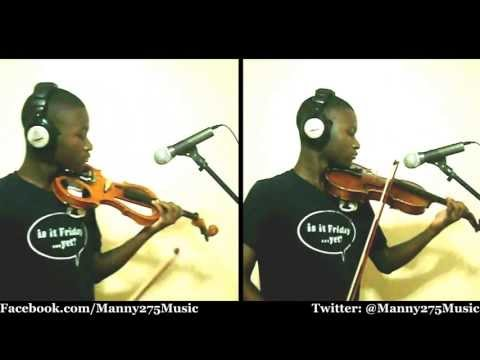 We Can't Stop by Miley Cyrus (Violin Cover/Remix) - Emmanuel Houndo