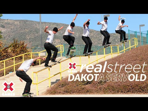 Dakota Servold: REAL STREET 2020 | World of X Games