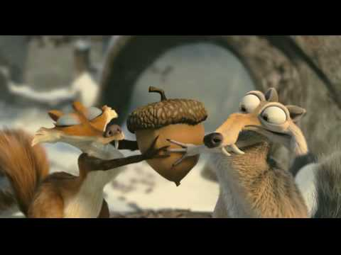 Ice Age 3 Dawn Of The Dinosaurs - NEW Official Trailer 2009