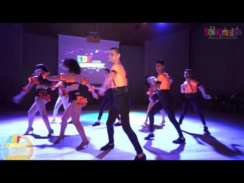 Los Diablos Show Dance Performance - EDF 2016