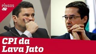 PT e Centrão querem CPI contra Sergio Moro