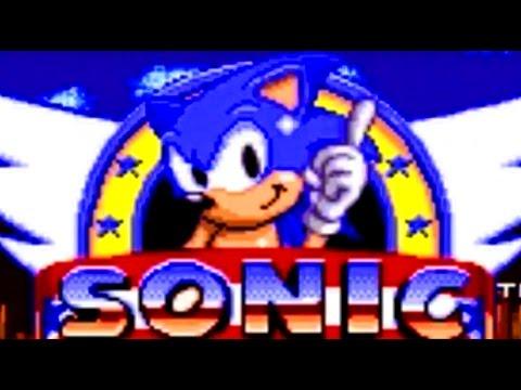 Sonic the Hedgehog Genesis (GBA) Playthrough - NintendoComplete