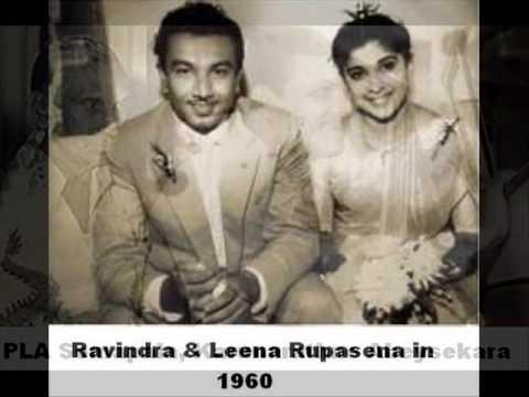 'sakunthala' (original Recording) - Ravindra Rupasena (1960s) - Old Sinhala Song video