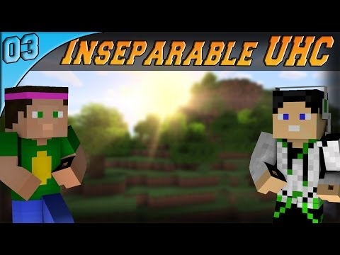 Minecraft - Inseperable Uhc S1 E3 - Up Up And Away! video