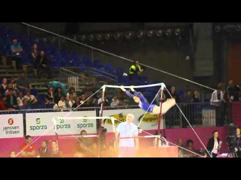 Giorgia CAMPANA ITA, Bars, Team Final, European Gymnastics Championships 2012