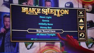Blake Shelton Slots