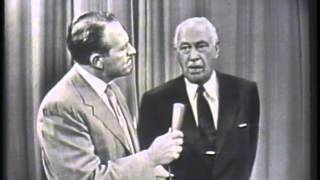 Conrad Hilton appearance on