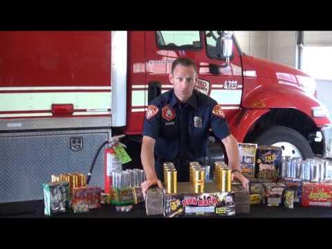 2013 Firework Safety Dick