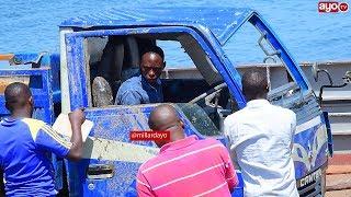 """Dereva wa gari iliyokuwa ndani ya Mv. Nyerere yupo hai """"Ni Mungu tu sio najua kuogelea"""""""