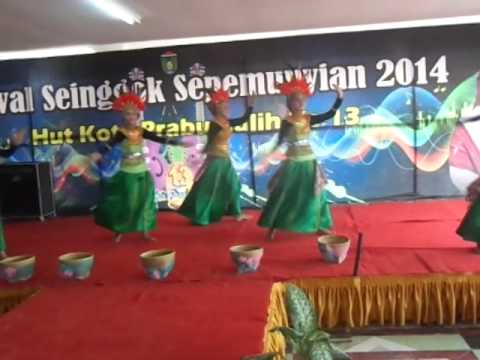 Video tari MAN Prabumulih