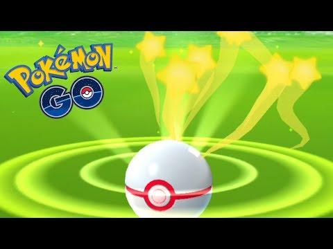 Pokemon Go My First Critical Catch On Lugia!
