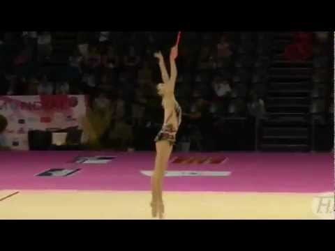 Próxima parada: Juegos Olímpicos Londres 2012 Gimnasia Rítmica