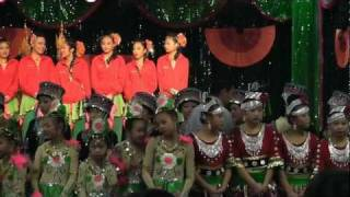 Hmong International New Year Dance Competition Winners in Fresno, California 2012