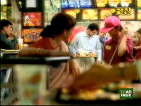 McDonalds India Ad-1997