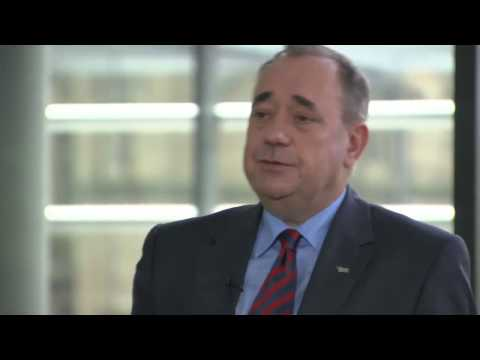 Scotland's Referendum 2014 - Alex Salmond Interview, Past, Present & Future
