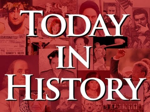 Today in History for September 29th