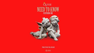 Quise - Need To Know Feat. Ink