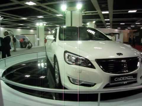 7th Kuala Lumpur International Motor Show 2010 - Press Day, 1 Dec (I)