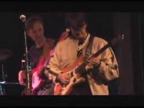 Shuffle Blues Rock soloing