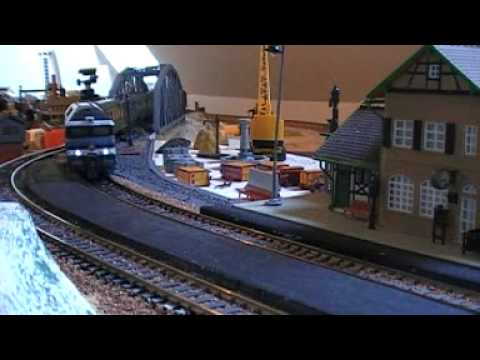 ROCO LS MODELS TRAINS MINIATURES Video