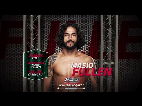 The Ultimate Fighter Latin America: Masio Fullen