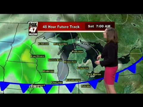 Laura's First Alert Forecast - Thursday Night