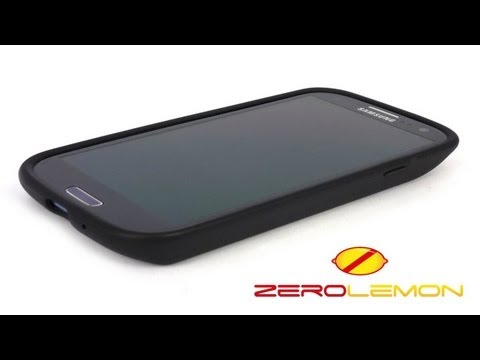 Worlds Largest Samsung Galaxy S3 Extended Battery - 7000mah by ZeroLemon