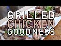 Fastest Grilled Chicken Tutorial (Cilantro Lime Recipe)- BenjiManTV