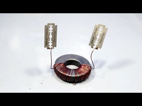 wireless free energy device for 220v light bulb _ science experiment 2019 thumbnail