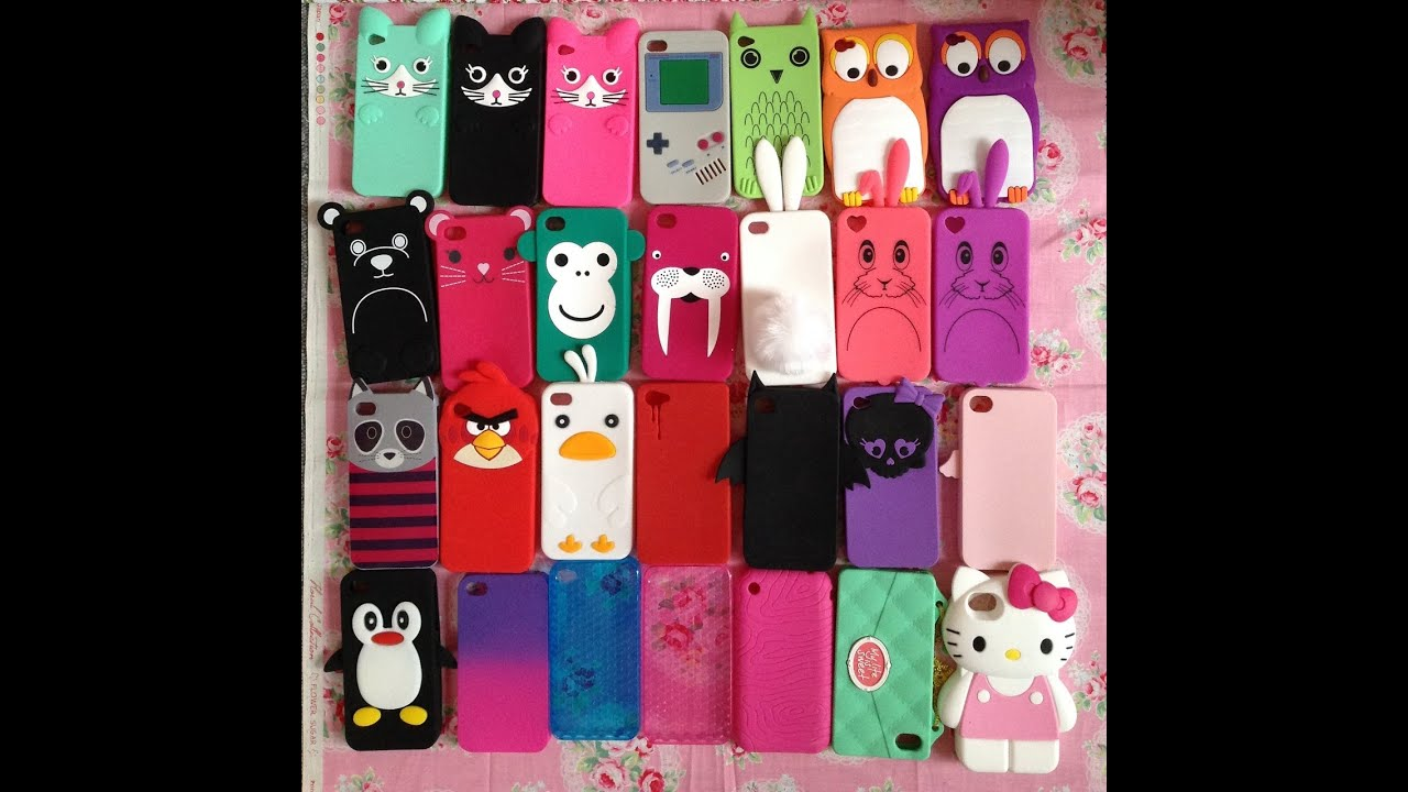 Iphone 4 case collection youtube for Grove iphone 4 case
