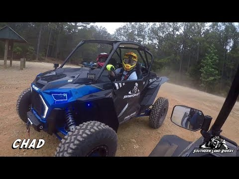 Top Trails 5/2018 Part 1 (Breaking In the New RZR Turbo S)