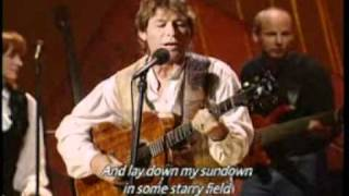 Watch John Denver Id Rather Be A Cowboy ladys Chains video