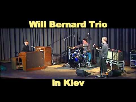 Will Bernard Trio in Kiev (11.04.2011)