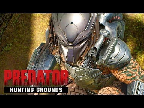 Predator Hunting Grounds Gameplay German - Wir sind in der Unterzahl